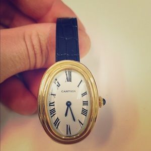 Authentic Vintage Cartier Watch | Made in Paris |